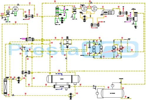 Bureau Etude Tuyauterie Industrielle