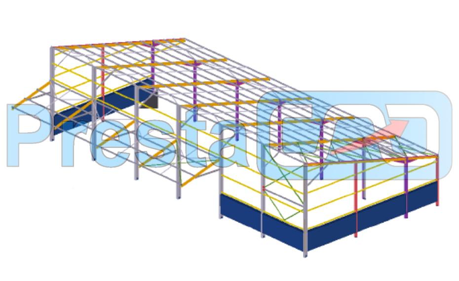 Bureau Etude Structure Métallique