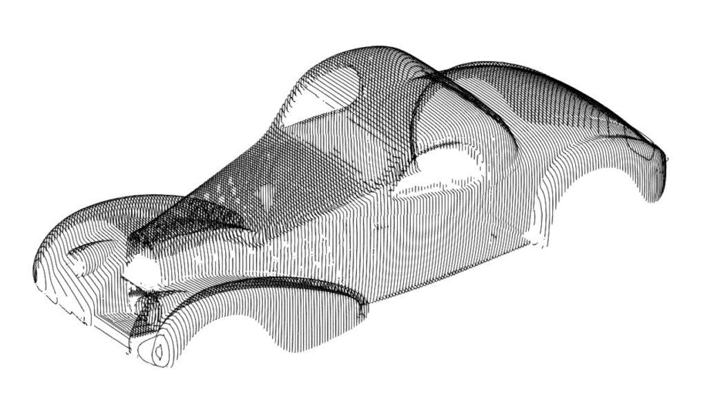 Numerisation 3D