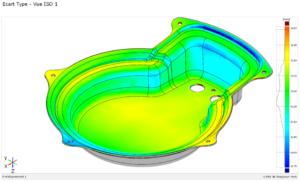 Contrôles 3D – Pièce plastique