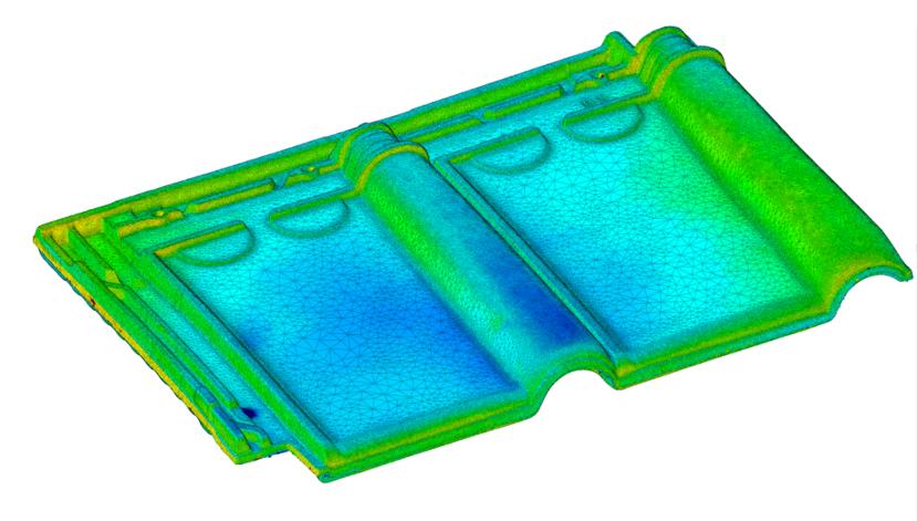 Controle Geometrique 3D Metrologie