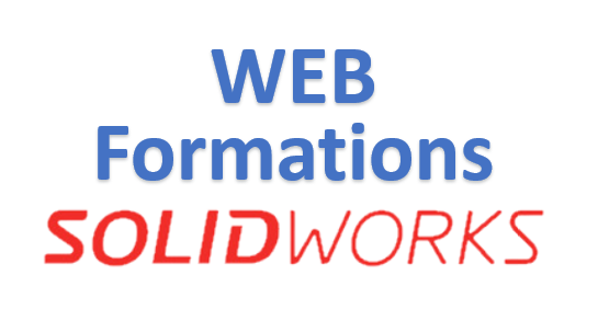 Formations WEB Formations SOLIDWORKS