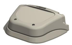 Rétroconception 3d d'un outillage thermoformage