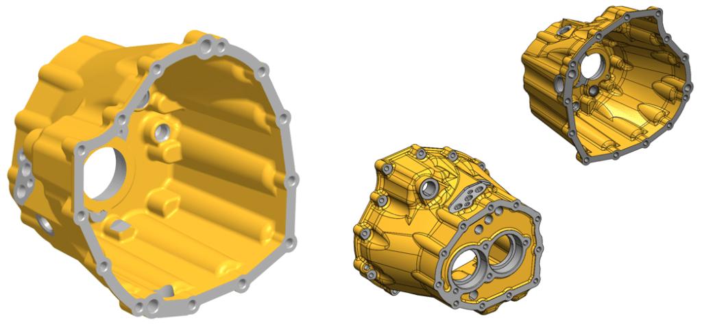 reverse engineering - solidworks - retroconception 3d